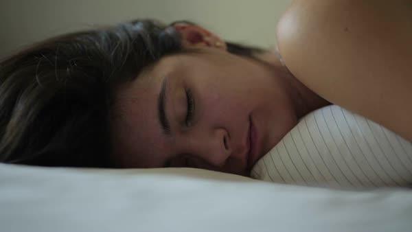 Sleep young teen girl free video 4
