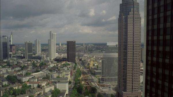 Frankfurt, Germany Rights-managed stock video
