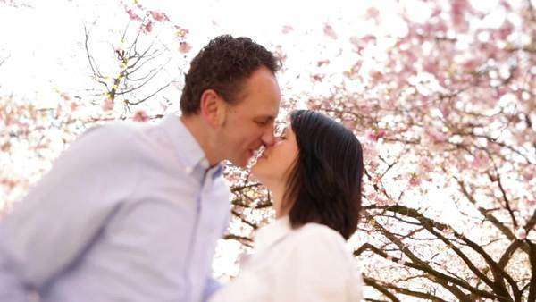 Cherry blossom dating men