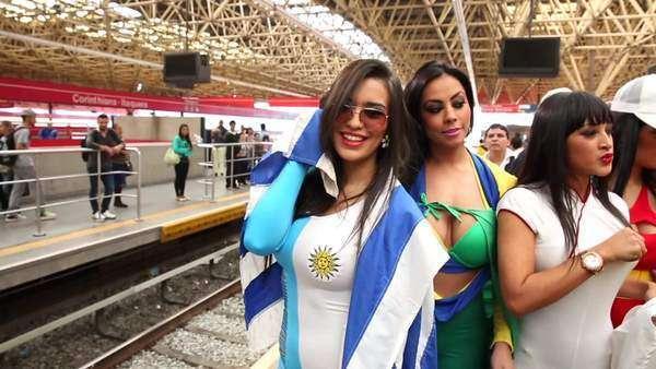 Woman Brazil