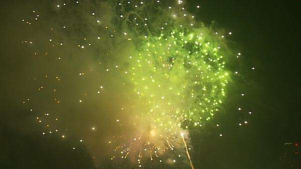 Fireworks Royalty-free stock video