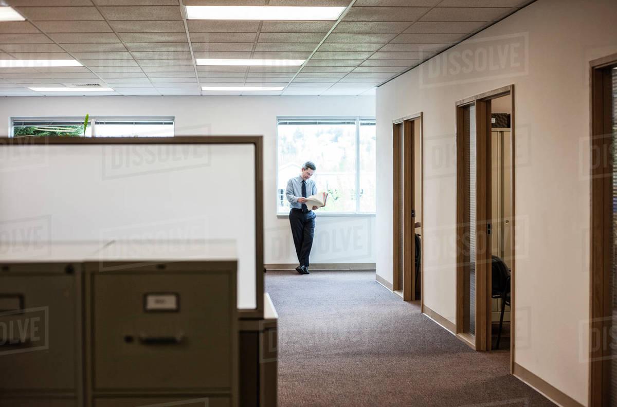 Office hallway Business Caucasian Man Executive In Office Hallway Dissolve Caucasian Man Executive In Office Hallway Stock Photo Dissolve