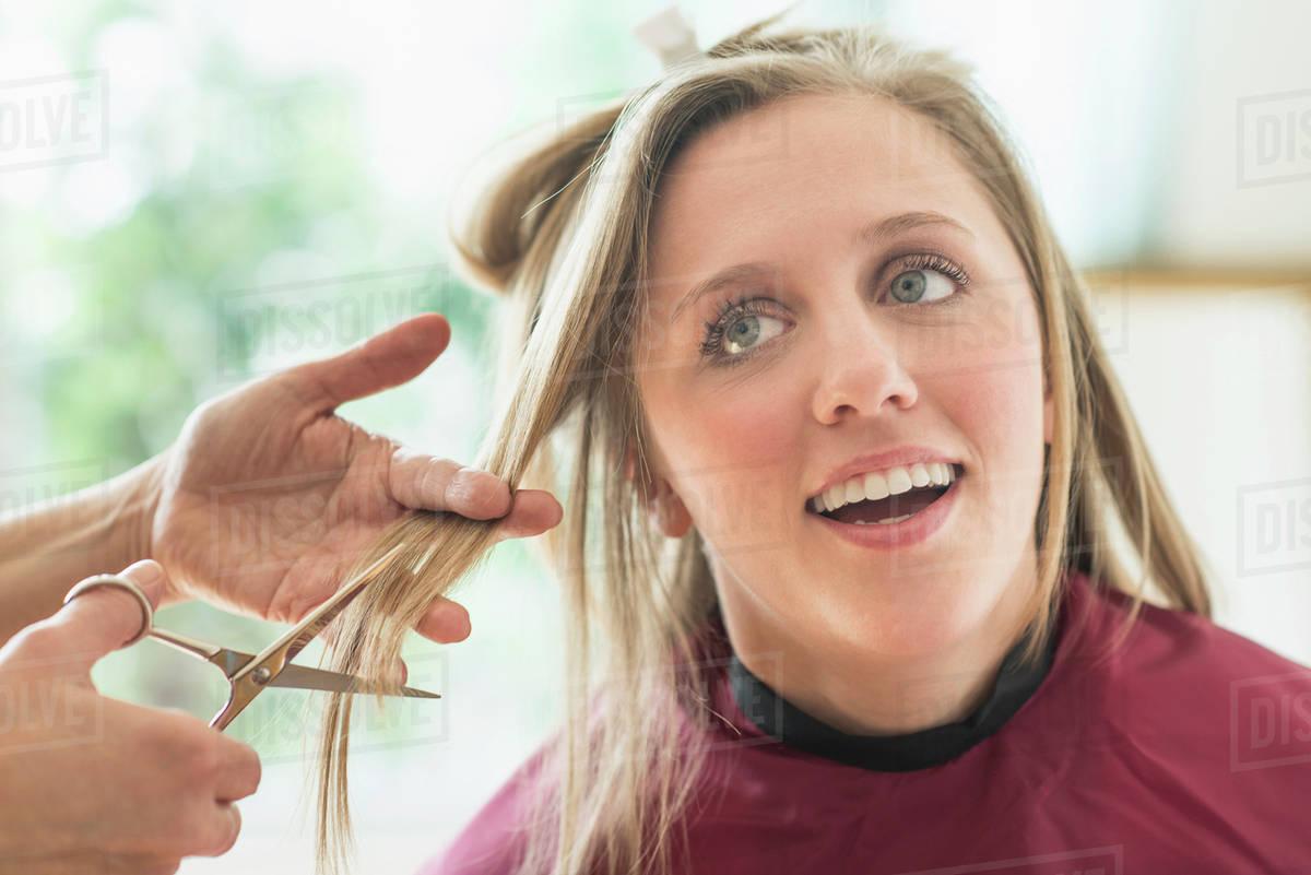 Getting A Haircut 65