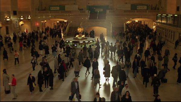 Grand Central Station Rights-managed stock video