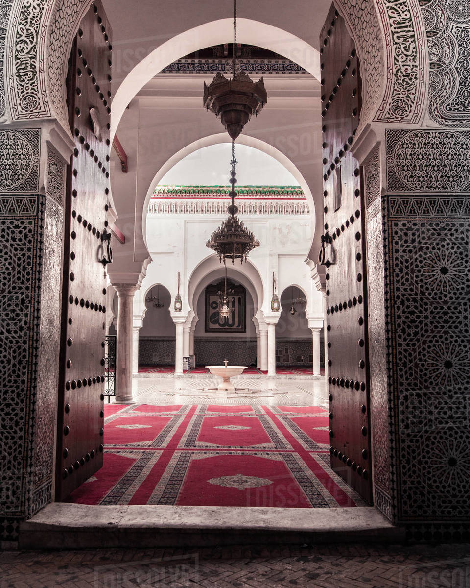Elegant Fez Royalty-free stock photo