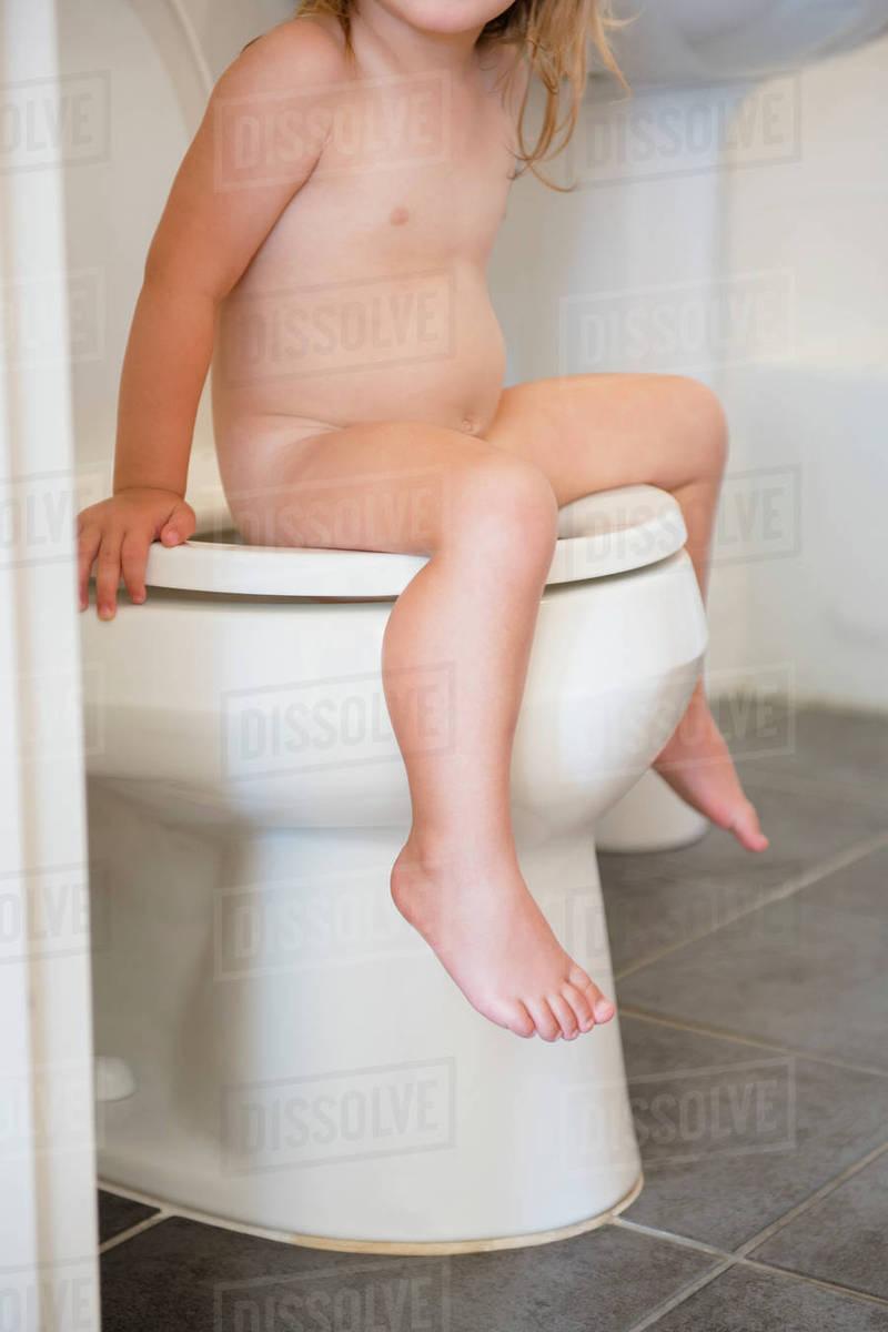 Naked Girl In Tub