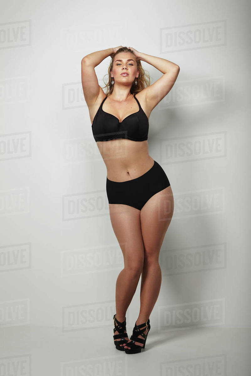 Wife posing sexy