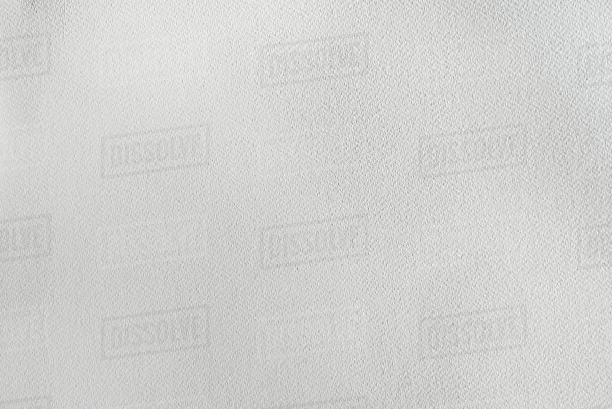 blank white watercolor paper texture stock photo