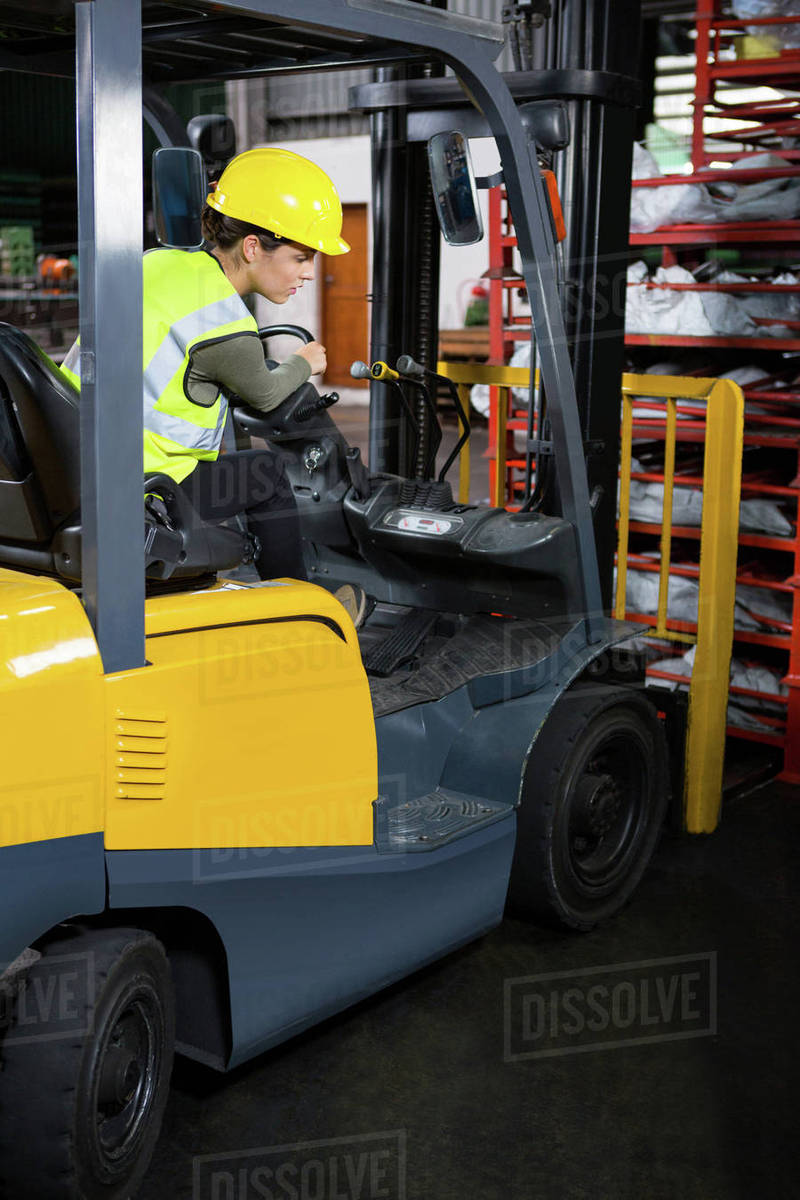 Learn To Drive A Forklift - Sunshine Coast