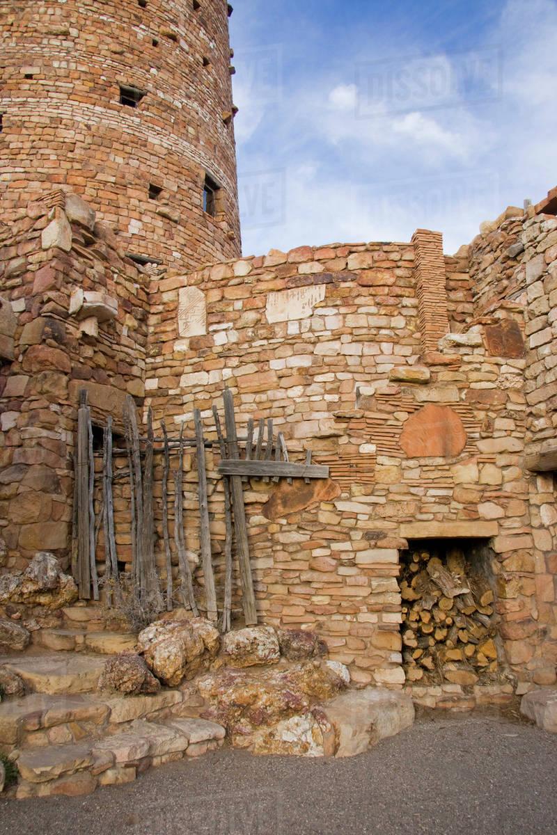 Az Arizona Grand Canyon National Park South Rim Desert View The
