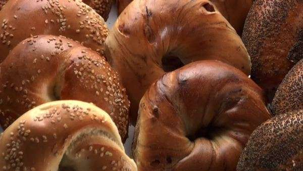 Bagels Royalty-free stock video