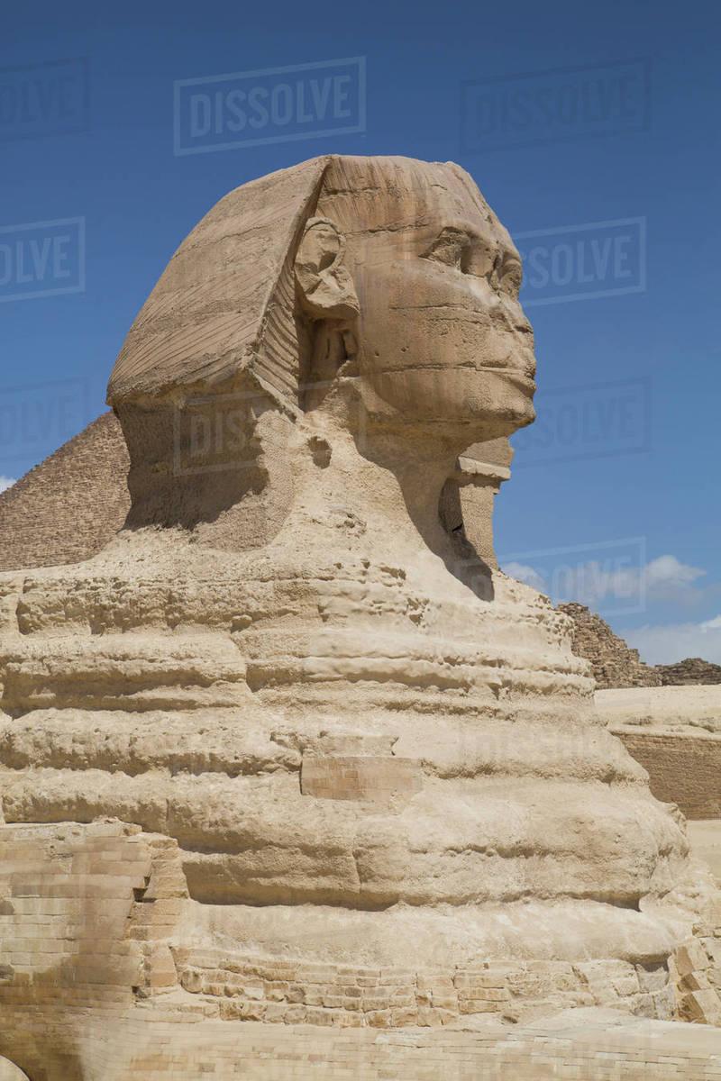 Sphinx, Giza Pyramids