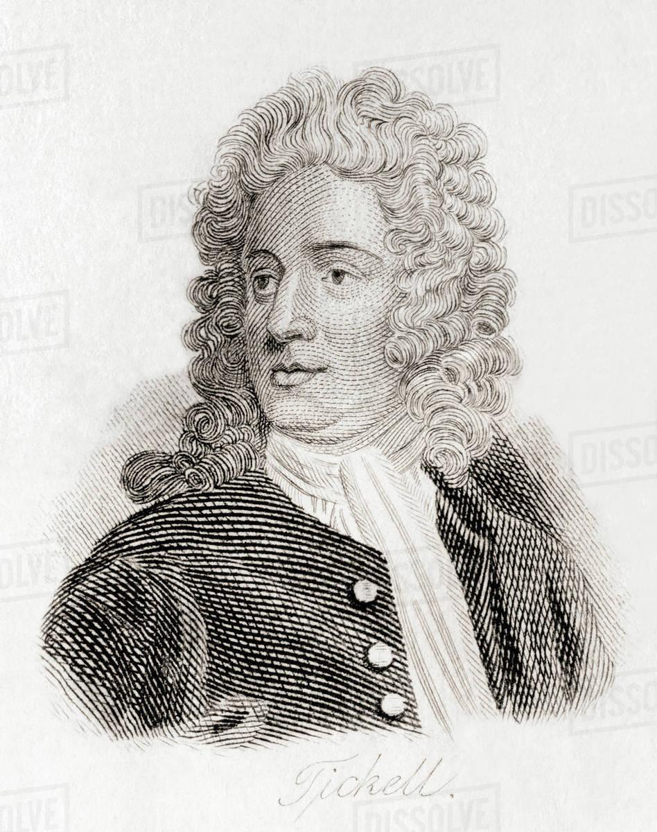 Thomas Tickell poetry