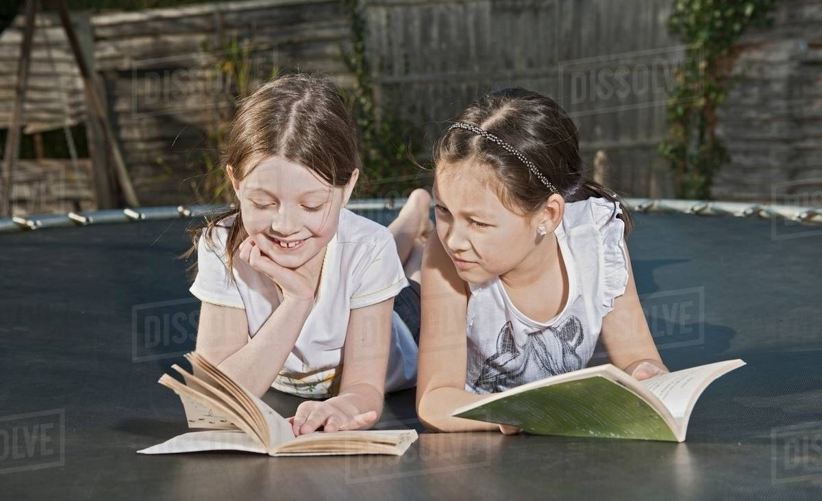 Image result for girls reading books