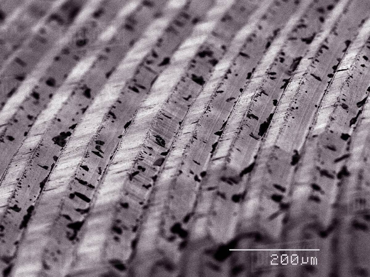 Grooves Of Vinyl Record Album Sem Stock Photo Dissolve