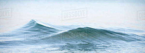 Ocean wave, full frame Royalty-free stock photo